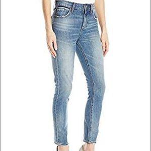NWT Lucky Brand Vintage Bridgette Skinny Jeans 25